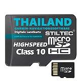 ?Thailand Garmin Topo GPS Karte GB microSD Card Garmin Navi, PC & MAC Garmin Navigationsgeräte Navigationssoftware ? ORIGINAL von STILTEC © -