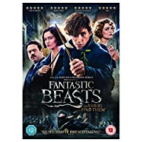 ‏‪Fantastic Beasts And Where To Find Them (DVD ) 2017‬‏
