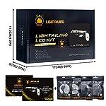 LIGHTAILING-Set-di-Luci-per-Treno-Passeggeri-Alta-velocit-Modello-da-Costruire-Kit-Luce-LED-Compatibile-con-Lego-60051-Non-Incluso-nel-Modello