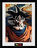 Gye - Dragonball Z Framed Poster Son Goku 45 X 34 Cm