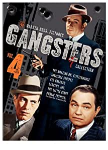 Warner Gangsters Collection 4 [Import USA Zone 1]