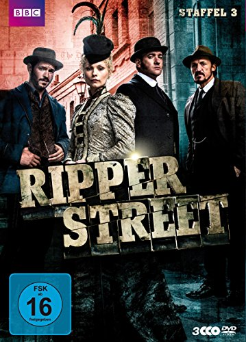 Ripper Street - Staffel 3 (3 DVDs)