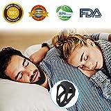 AntiRonflement Solution Anti Jugulaire et DispositifsAntiRonflement,Ronflements Ronfle,Jugulaire Réglable pour Dormir,Ronfler,Arrêter de Ronfler pour Hommes Femmes