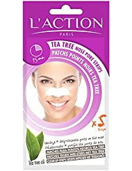 L'Action Paris Patchs Points Noirs Tea Tree