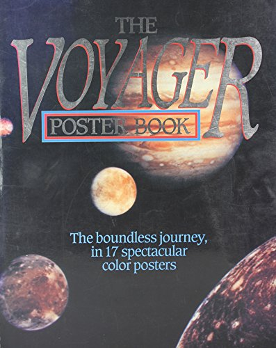 The Voyager Poster Book   Spiral