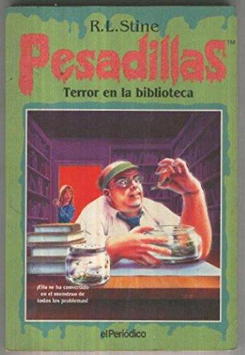 Terror En La Biblioteca descarga pdf epub mobi fb2