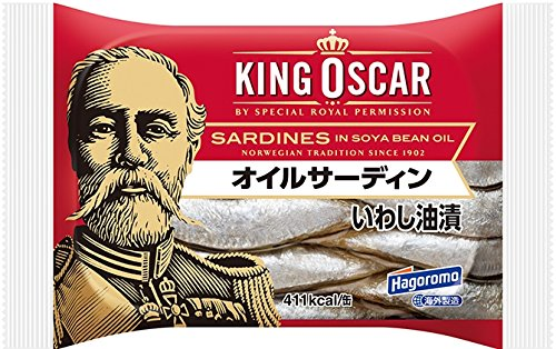 Robe & King Oscar Sardinen?l 105gX4 St?cke (Kings Robe)