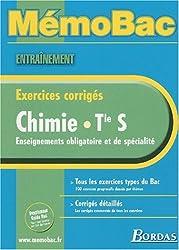 MEMO ENTRAINEMENT CHIMIE TERM S (Ancienne Edition) by Xavier Boité (2003-02-06)