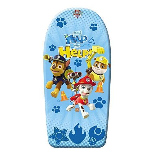 Paw Patrol Hochwertiges Bodyboard 84 cm/Body Board/Surfboard/Schwimmbrett Hundemotiv