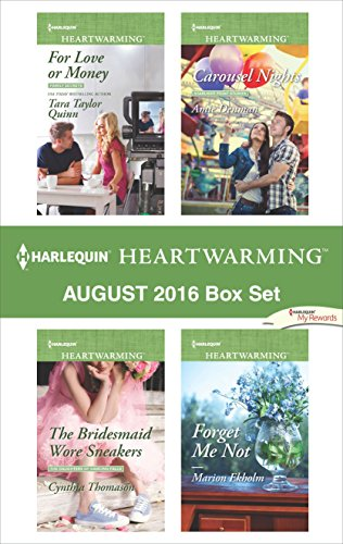 Harlequin Heartwarming August 2016 Box Set: An Anthology (English Edition)