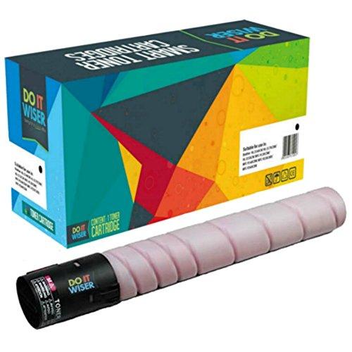 Do it Wiser ® Kompatible Toner Magenta zu Konica Minolta Bizhub C220 C280 C360   TN216M TN319M A11G331 A11G330
