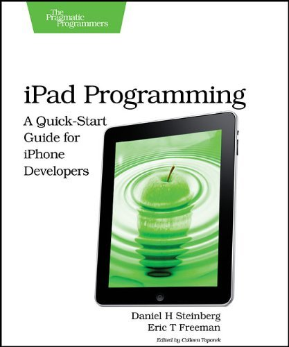 iPad Programming by Daniel H Steinberg (2010-10-20)