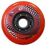 Hyper Concrete Plus G Limited Edition Inliner Rollen für Skates 80 mm/84a, Inline-skates-Komponente Sport & Freizeit, 4er Pack - Rot