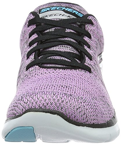Skechers Ladies Flex Appeal Sneakers 2.0 Ad Alta Energia Viola (lav)