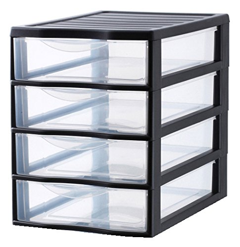 sundis-6-plus-4-drawer-storage-tower-black