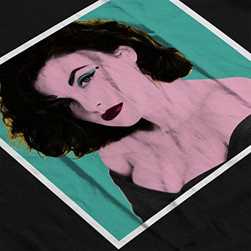 Twin Peaks Audrey Horne Pop Art Men's Vest Black