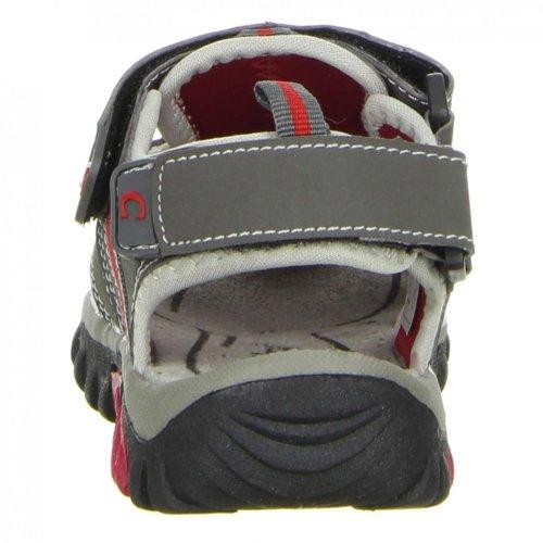ConWay Kinder Trekkingsandalen grau Grau