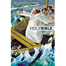 NIV Children's Holy Bible, Paperback