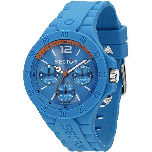 Sector reloj multifunción azul SteelTouch R3251576015 de hombre