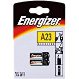 Energizer A23 Pack of 2 Batteries