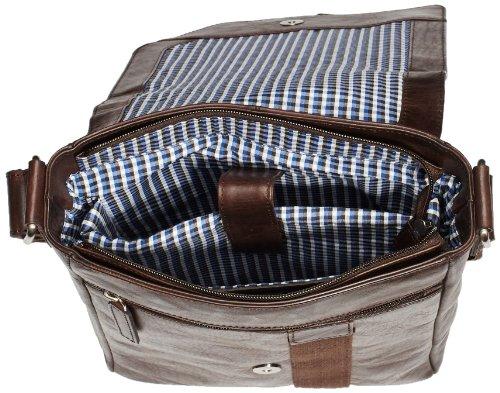 Bruno Banani Shoulder Bag, Sacs bandoulière Marron - Marron