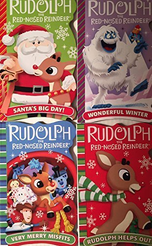 - Rudolph The Red Nosed Reindeer Set