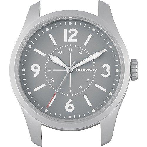 Reloj solo tiempo para modelo WRcassW204 Brosway W2 casual
