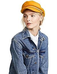 Brixton Mujer Ashland Cap Headwear, mujer, ASHLAND CAP, mostaza, small