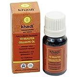 Khadi Bio - Olio Anticellulite 10 erbe 10 ml