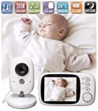 Best Video Baby Monitors - Lullaby Bay Wireless Video Baby Monitor with Digital Review
