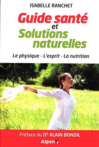 Guide sant et solutions naturelles