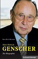 Hans-Dietrich Genscher: Die Biographie hier kaufen