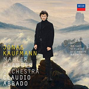 "Afficher ""Jonas Kaufmann : German arias"""