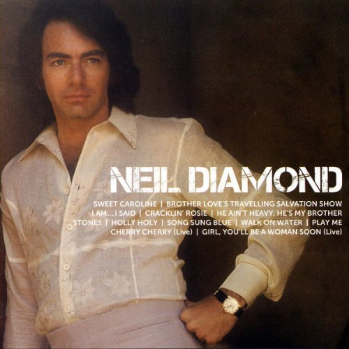 Icon: Neil Diamond by Neil Diamond (2010-08-31)