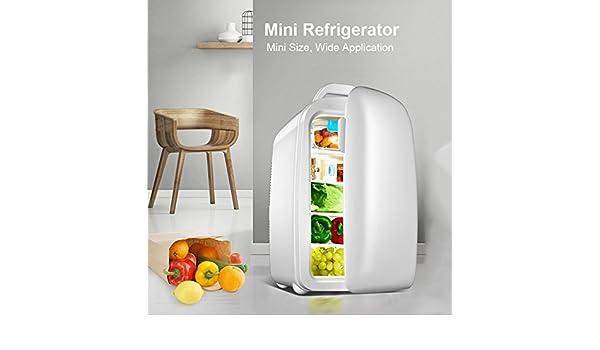 Kleiner Tragbarer Kühlschrank : Gegequnaerya kleiner tragbarer kühlschrank für zu hause amazon