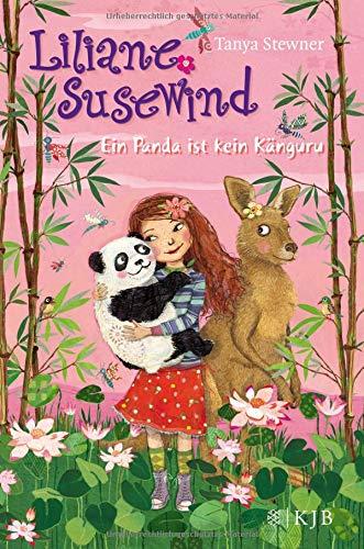 Preisvergleich Produktbild Liliane Susewind – Ein Panda ist kein Känguru (Liliane Susewind ab 8)