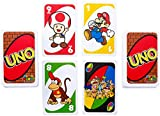 Mattel Games DRD00 887961331240 UNO Super Mario Game