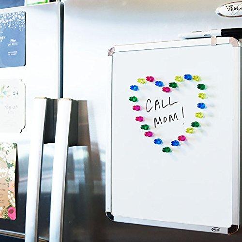 lieferadresse deutschland amazon schweiz 24 sortierte farbe magnete magnetische karten. Black Bedroom Furniture Sets. Home Design Ideas