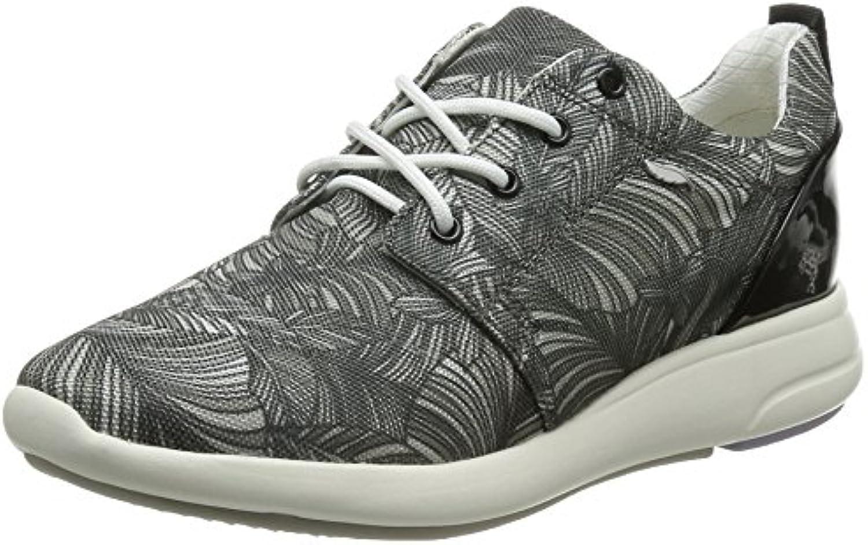Geox Damen D Ophira A High-Top 2018 Letztes Modell  Mode Schuhe Billig Online-Verkauf