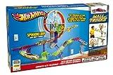 Hot Wheels - Autopista automática Wall Tracks (Mattel X9320)