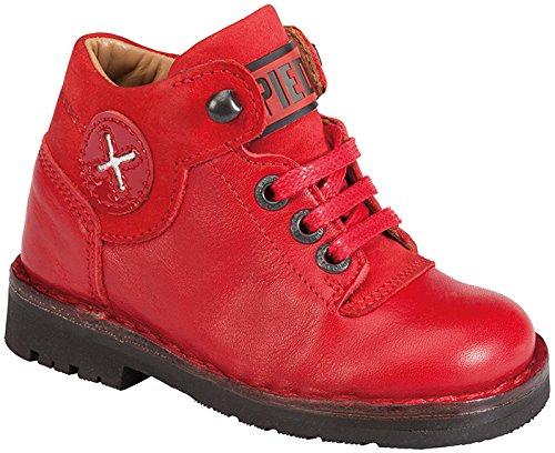 Piedro Concepts pour enfant Chaussures orthopédiques–Modèle R23071 red