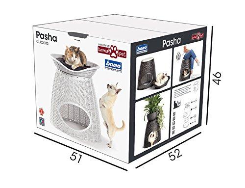 Zoom IMG-3 bama pasha cuccia per gatti