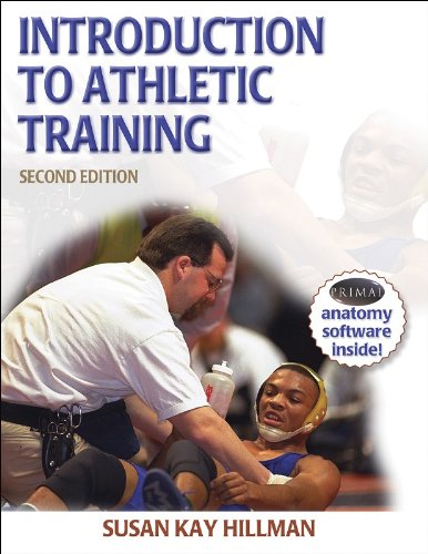 Introduction to Athletic Training (Athletic Training Education S.) por Susan Kay Hillman