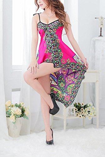 Paplan Donna Etnica Sling pigiama stile Rosy
