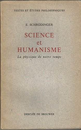 Science et humanisme