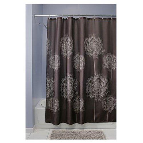 interdesign-dandelion-fabric-shower-curtain-183-x-183-cm-cocoa