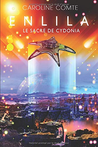 Enlila - Tome 3 - Le sacre de Cydonia: Le sacre de Cydonia