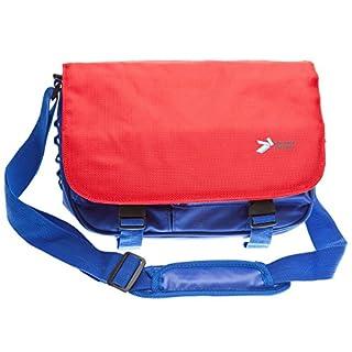 UltimateAddons Kinder-Umhängetasche für das Arnova ChildPad Tablet - Unisex-Stil - verschiedene Farben - Rot, keine Angabe