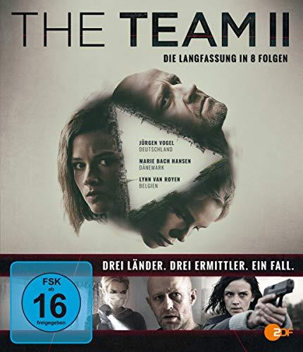 The Team - Staffel 2 [Blu-ray]