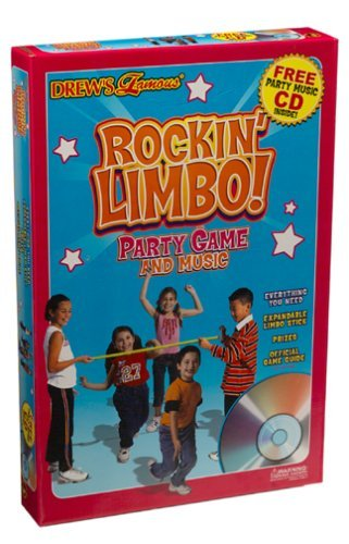 Limbo Stick Party Game by Drew's Famous by Drew's Famous